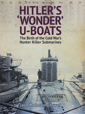 cover image of Hitler's 'Wonder' U-Boats